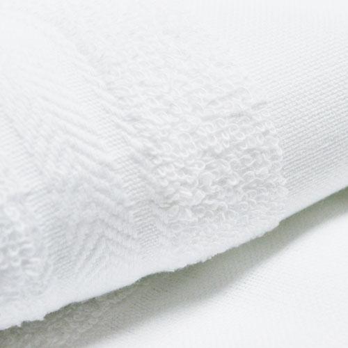 やさしい肌ざわりの国産タオルを使用