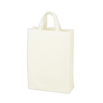 ベーシック不織布トートバッグ75 中縦:ホワイトの商品画像