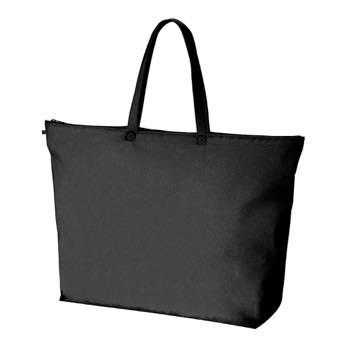 セール不織布バック小:ブラックの商品画像