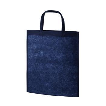 持ち手付き不織布バッグA4 40G:コンの商品画像