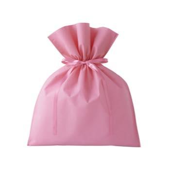 ギフトバックL:ピンクのメイン画像
