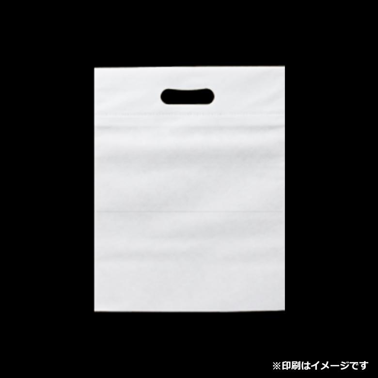 フルカラー不織布バッグ 小判抜き マチなしB5縦:のメイン画像