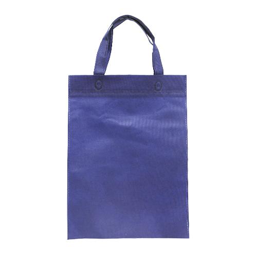 ワンポイント不織布バッグ 平袋 A4