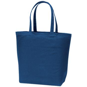 コットンキャンバストート(L):ミッドナイトブルーの商品画像