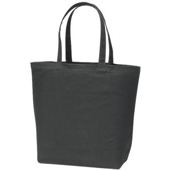 コットンキャンバストート(L):ナイトブラックの商品画像