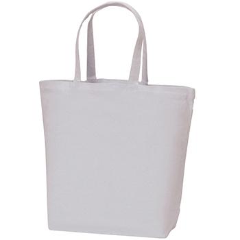 コットンキャンバストート(L):スカイグレーの商品画像