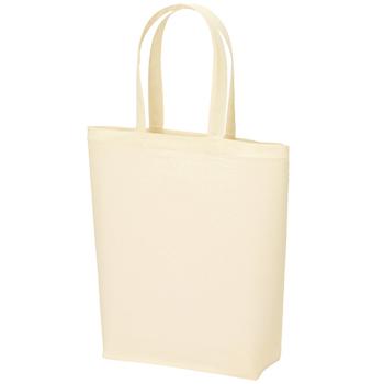 コットンバッグ(M):ナチュラルの商品画像