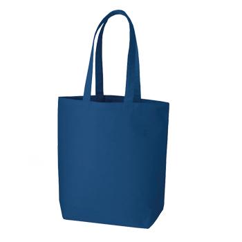 コットンキャンバストート(M):ミッドナイトブルーの商品画像