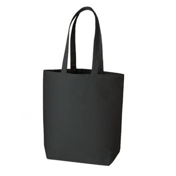 コットンキャンバストート(M):ナイトブラックの商品画像