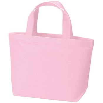 コットンキャンバストート(S):ピンクの商品画像