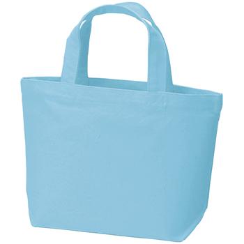 コットンキャンバストート(S):ライトブルーの商品画像