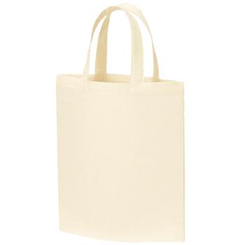 A4コットンバッグ:ナチュラルの商品画像