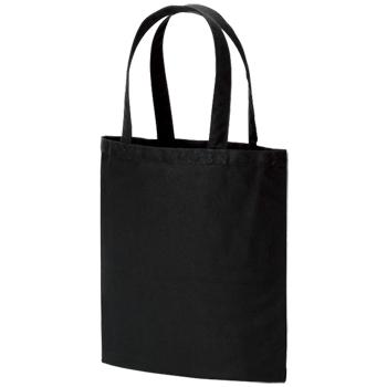 ライトコットンキャンバスバッグ(L):ナイトブラックの商品画像