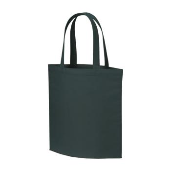 ライトコットンキャンバスバッグ(L):ライトチャコールグレーの商品画像