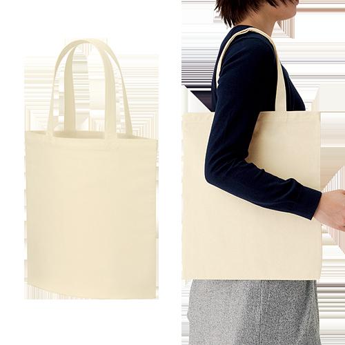 ライトコットンキャンバスバッグ(L)のサンプルイメージ画像1