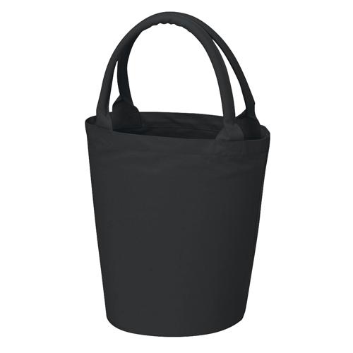 ベーカリーコットントートバッグ:ナイトブラックの商品画像
