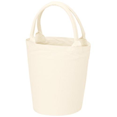 ベーカリーコットントートバッグ:ナチュラルの商品画像