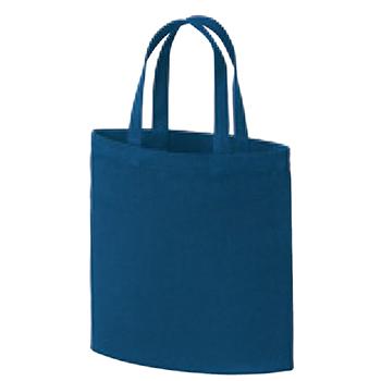 ライトコットンキャンバスバッグ(S):ネイビーの商品画像