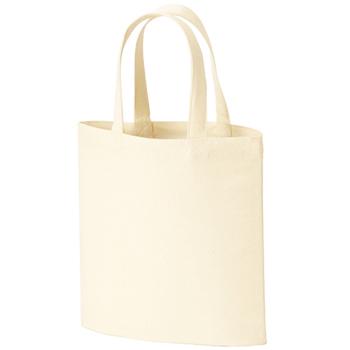 ライトコットンキャンバスバッグ(S):ナチュラルの商品画像