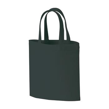 ライトコットンキャンバスバッグ(S):ライトチャコールグレーの商品画像
