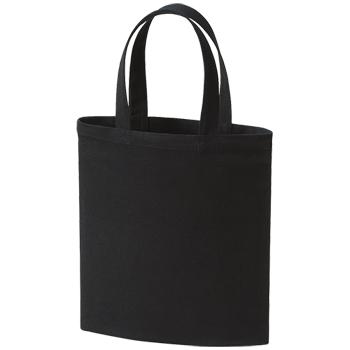 ライトコットンキャンバスバッグ(M):ナイトブラックの商品画像