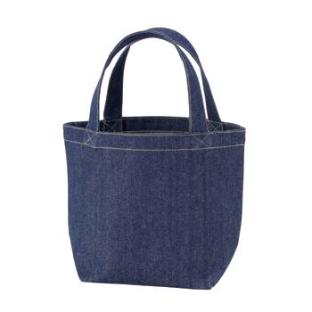 デニムトート(S) :インディゴの商品画像