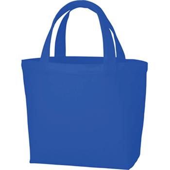 ポリキャンバストート(S):ロイヤルブルーの商品画像