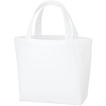 ポリキャンバストート(S):ホワイトの商品画像