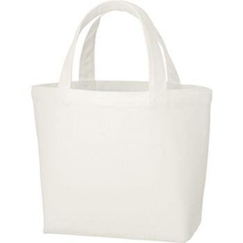 ポリキャンバストート(S):ナチュラルホワイトの商品画像