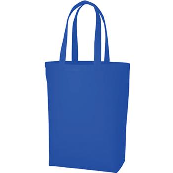 ポリキャンバストート(M):ロイヤルブルーの商品画像