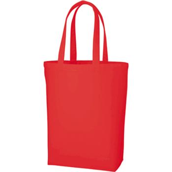 ポリキャンバストート(M):レッドの商品画像