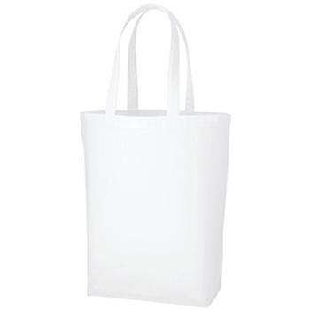 ポリキャンバストート(M):ホワイトの商品画像