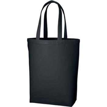 ポリキャンバストート(M):ブラックの商品画像
