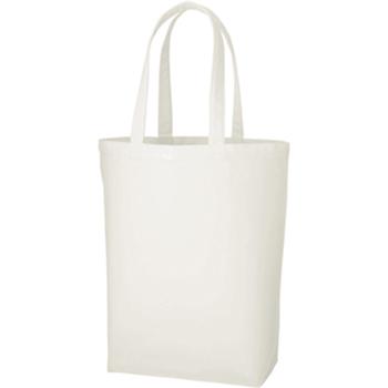 ポリキャンバストート(M):ナチュラルホワイトの商品画像