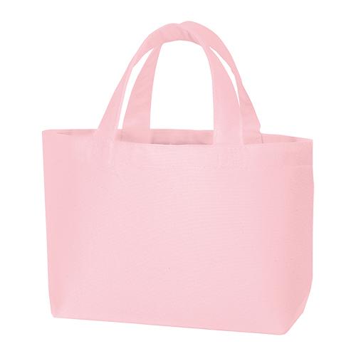 キャンバストート(SS):ピンクの商品画像