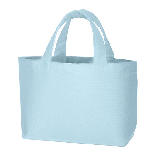 キャンバストート(SS):ライトブルーの商品画像