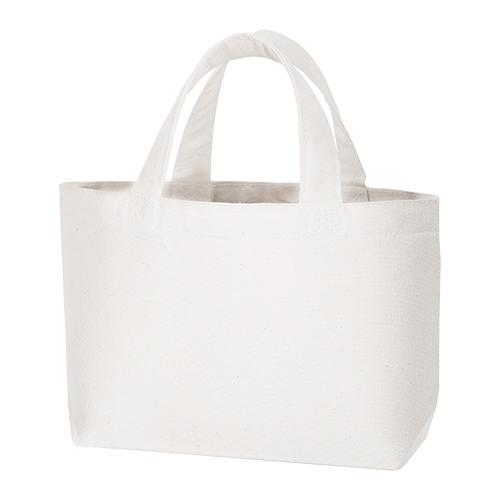 キャンバストート(SS):ホワイトの商品画像
