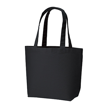 コットンキャンバストート(SM):ナイトブラックの商品画像