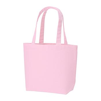 コットンキャンバストート(SM):ピンクの商品画像