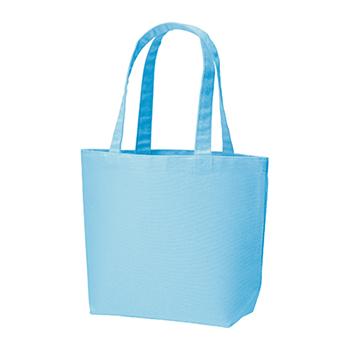 コットンキャンバストート(SM):ライトブルーの商品画像