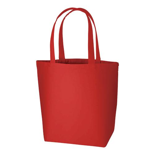 キャンバストート(ML):レッドの商品画像