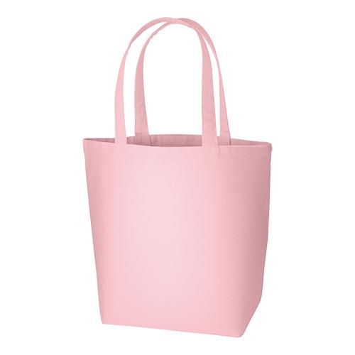 キャンバストート(ML):ピンクの商品画像
