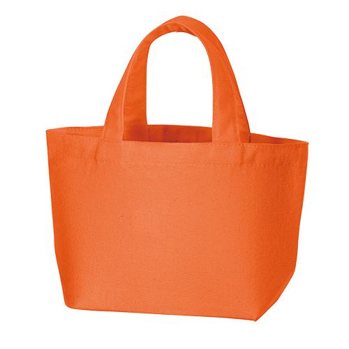 キャンバスデイリートート(SS):オレンジの商品画像