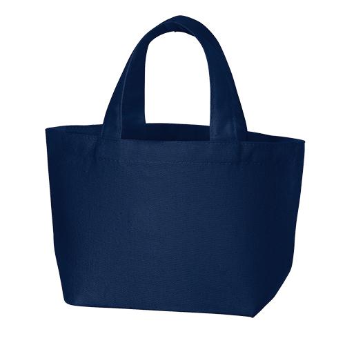 キャンバスデイリートート(SS):ミッドナイトブルーの商品画像