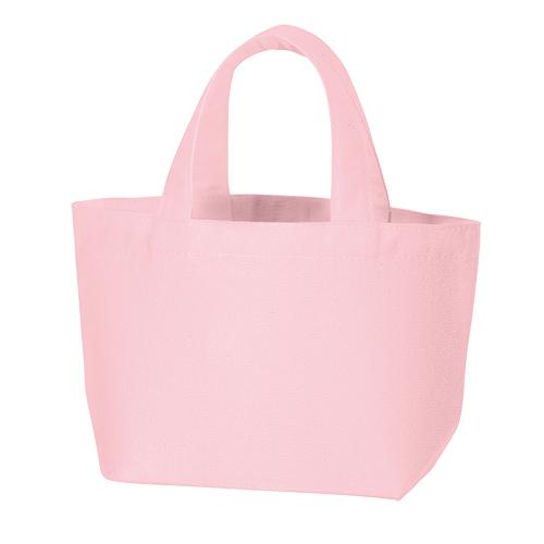 キャンバスデイリートート(SS):ピンクの商品画像