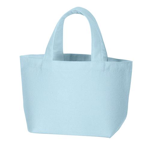 キャンバスデイリートート(SS):ライトブルーの商品画像