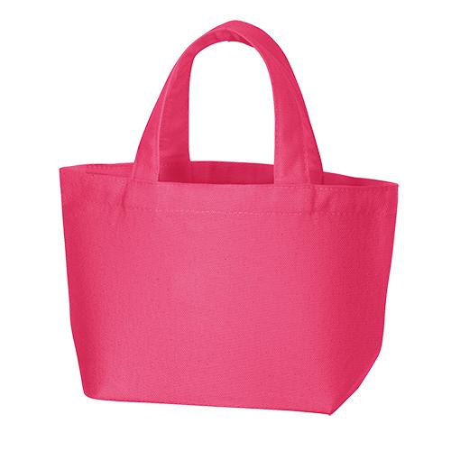 キャンバスデイリートート(SS):ビビッドピンクの商品画像