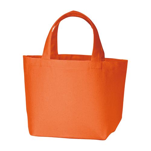 キャンバスデイリートート(S):オレンジの商品画像