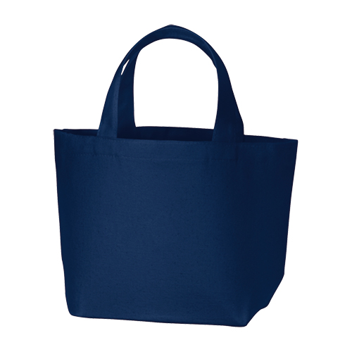 キャンバスデイリートート(S):ミッドナイトブルーの商品画像