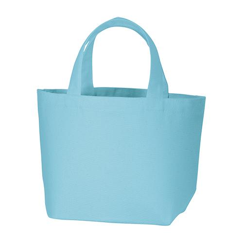キャンバスデイリートート(S):ライトブルーの商品画像